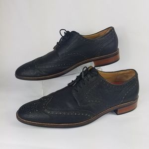 Cole Haan Grand OS Lenox Hill Wingtip Oxford Shoes